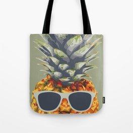Pineapple aka Agent Ananas Tote Bag