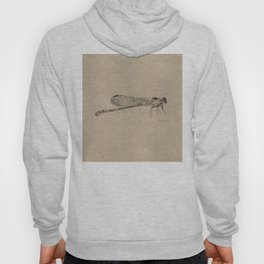 Dragonfly Fossil Hoody