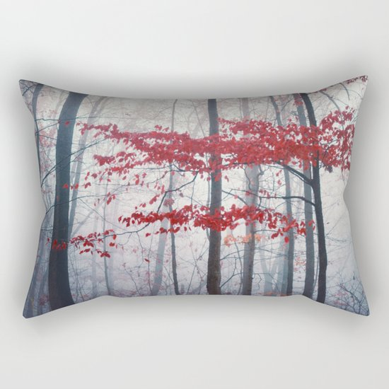 Woodland Fantasy Rectangular Pillow
