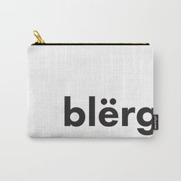 blerg Carry-All Pouch
