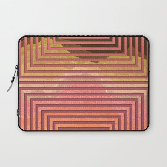 TOPOGRAPHY 2017-015 Laptop Sleeve