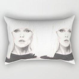 blondie... Rectangular Pillow
