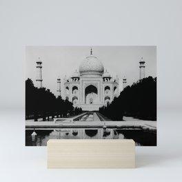 The Taj Mahal - 1920 Mini Art Print