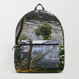 Fast Current On Early Spring Backpack