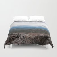 colorado Duvet Covers featuring Colorado by Ashley Hirst Photography