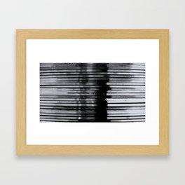 CD's Framed Art Print