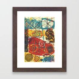 Villervallan Framed Art Print