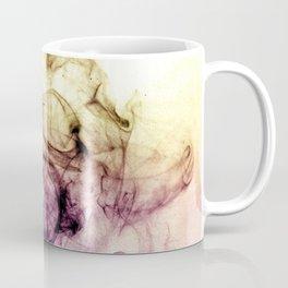 Beautiful Purple Brown Smoky Dust Coffee Mug