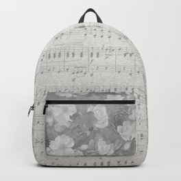"""MUSIC by collection """"Music"""" Backpack"""