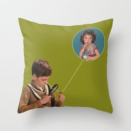 Rik Throw Pillow