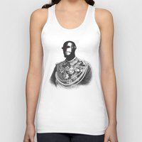 general Tank Tops featuring General Electric by Jorge Lopez