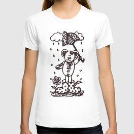 Umbrella Bear! T-shirt