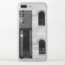 Downtown Valparaiso Clear iPhone Case
