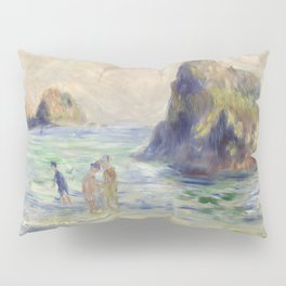 Renoir Guernsey Art Painting Pillow Sham