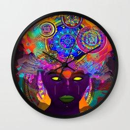 Ms. Shambhala Wall Clock