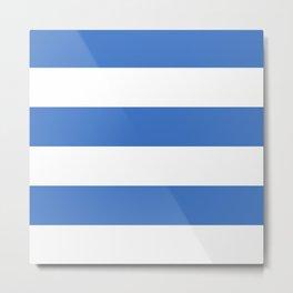 flag of Tallinn Metal Print