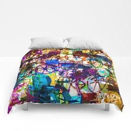 WHEELS2 Comforters