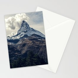 Crushing Clouds Stationery Cards