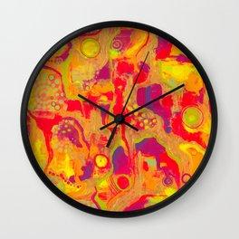 Pandemonium Wall Clock