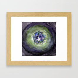 Madame Leota Framed Art Print