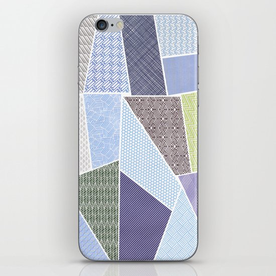 envelope series - 15 envelopes iPhone & iPod Skin