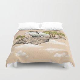 Daydream Island Duvet Cover