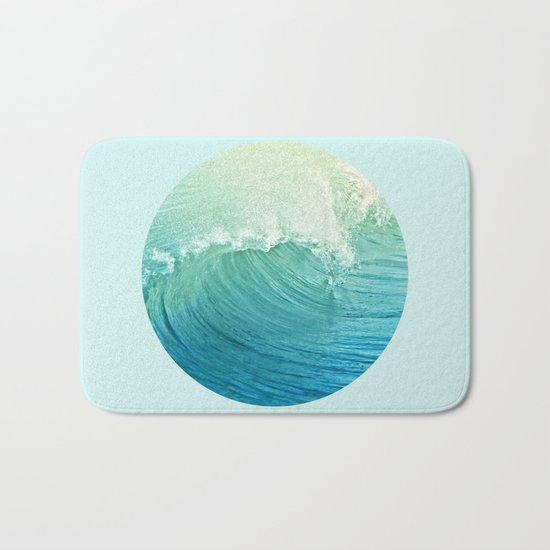 Catch the Wave Bath Mat
