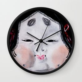 otafuku Wall Clock