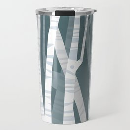 Blue Birches Travel Mug