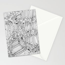 Blätterwerk 2 Stationery Cards