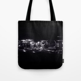 The Clarinet Tote Bag