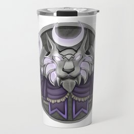 Light crest Travel Mug