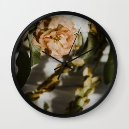 In The Mood For Romance - Fall Wall Clock