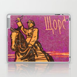Soviet Film Poster Shchors Laptop & iPad Skin