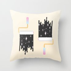 I Show You the Stars Throw Pillow