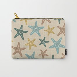 Colorful Starfish Pattern 241 Carry-All Pouch