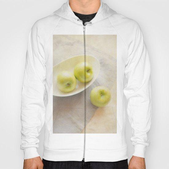 Painterly Apples Hoody