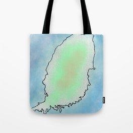 Grenada water color Tote Bag
