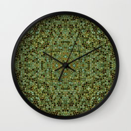 Mosaic 2e Wall Clock