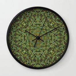 Mosaic 2e Wall Clock