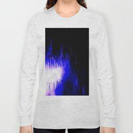Aqua Stalagmites Long Sleeve T-shirt