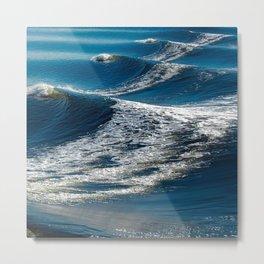 BEAUTIFUL WAVES2 Metal Print