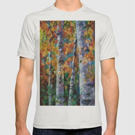 Birch trees - 1 T-shirt