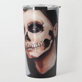 Put On My Makeup Travel Mug