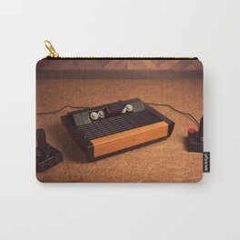 I dreamt in pixels that night. Carry-All Pouch