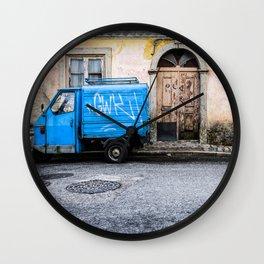 Door No 1 Wall Clock