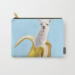 banana llama Carry-All Pouch
