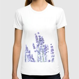 Fresh Lavender #2 #decor #art #society6 T-shirt