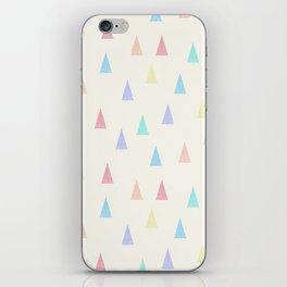 tri▴ngles iPhone Skin