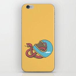 vipera color iPhone Skin